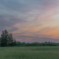теплота летнего заката :: Алексей -