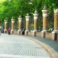 Чеканный образ петербургского стиля.... :: Tatiana Markova