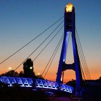 Краснодарский мост поцелуев :: Андрей Майоров