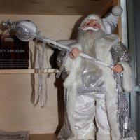 Гном в серебре :: Наталья Золотых-Сибирская