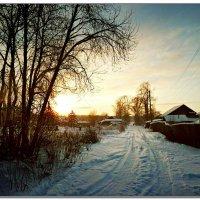 зимний денёк :: ВладиМер