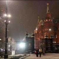 Москва предновогодняя. :: Larisa