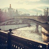 Яуза :: Евгений Юрьев