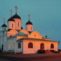 Спасо-Преображенский собор. :: Юрий Шувалов