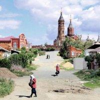 Повседневная жизнь провинциального города :: Евгений Алябьев