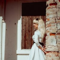 В белом :: Hanna Alice