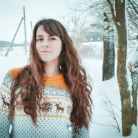 Зима :: Киреева Дарья