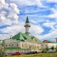 Мечеть в Казани :: Марина Назарова