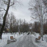 в парках Екатеринбурга :: tgtyjdrf
