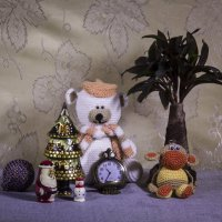 Этюд с игрушками :: Aнна Зарубина