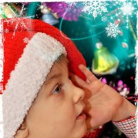 Маленький Санта :: Константин Нусенко