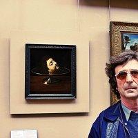 в Лувре :: Александр Корчемный