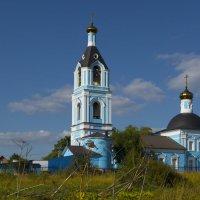Тихвинская церковь :: Moscow.Salnikov Сальников Сергей Георгиевич