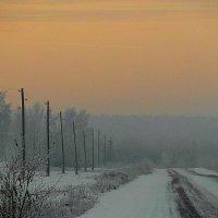 Дорога в туман. :: nadyasilyuk Вознюк