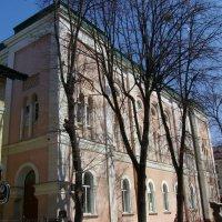 Ивано - Франковская  синагогоа :: Андрей  Васильевич Коляскин