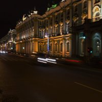 Ночной Питер 1 :: Алексей Корнеев