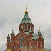 Успенский собор в Хельсинки :: Олег Попков
