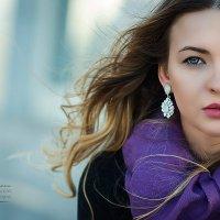 Женский портрет с естественным светом :: Виктория Чернобельская