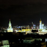 Москва вечерняя :: ast62