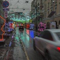 Танцы под дождем :: Miha Шохин