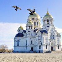 Патриарший Вознесенский войсковой всеказачий собор. :: Олег Барзолевский
