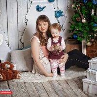 Замечательная фотосессия замечательной семьи :: Андрей Молчанов