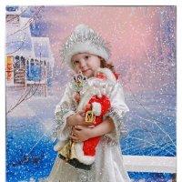 Снегурочка :: Римма Алеева
