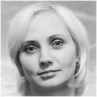 Портрет на фоне неба... :: Елена Миронова