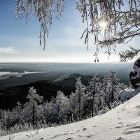 Russian winter in December :: Dmitry Ozersky