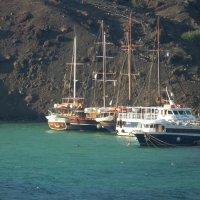 Прогулочные яхты :: Natalia Harries