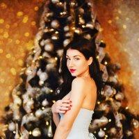 Новогодняя сказка :: Анастасия Бондаренко