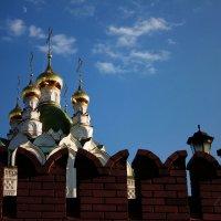 Церковь Пресвятой Троицы :: Владимир Мальцев