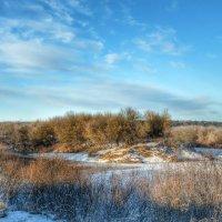 Зимний пейзаж (1) :: Милешкин Владимир Алексеевич