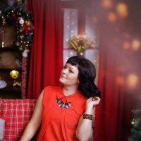 Новогоднее настроение :: Ольга Гребенникова