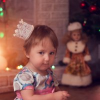 Принцесса :: Алеся Кайдалова