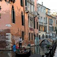 Венецианские пейзажи :: Андрей Крючков