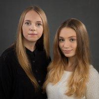 Анастасия и Анна :: Михаил Тарасов