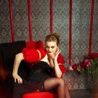"""С фотопроекта """"Ангел и Демон"""" Демонический образ :: Светлана Кулешова"""