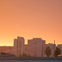 В свете заходящего солнца :: Яна Старковская