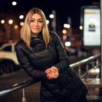 В ночном городе :: Оксана Сафонова