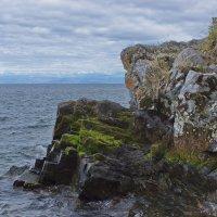Вода и скалы :: val-isaew2010 Валерий Исаев