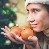 ах, этот Новогодний аромат :: Ольга Юшина