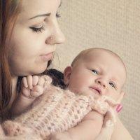 С мамой :: Виктория Агаркова