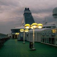 Вечер на палубе :: Игорь Николаич