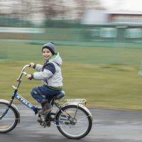 первый велосипед :: Наталья Григорьева