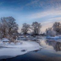 Зима. :: Виктор Гришенков