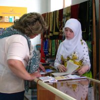 В мусульманском магазине :: Grey Bishop