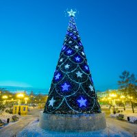 До Нового года осталось 8 дней... :: Алексей Белик