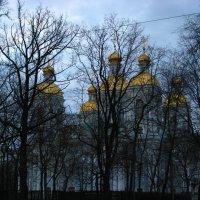 Нахмурилось небо... :: Дмитрий