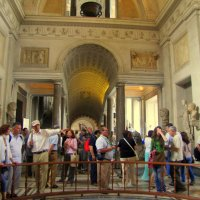 в музеях Ватикана :: Ольга